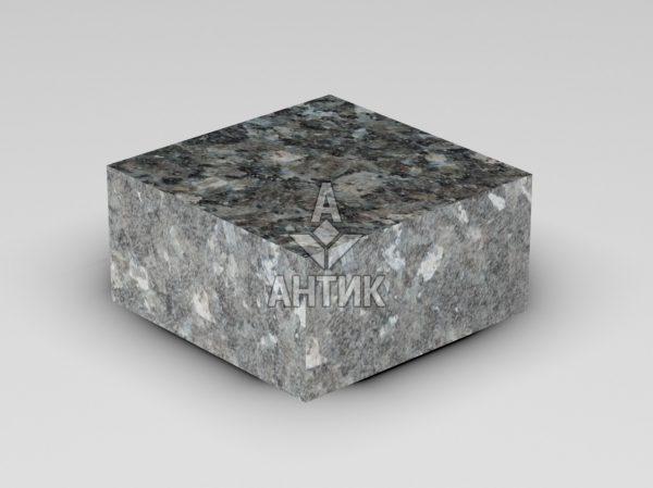 Брусчатка из Каменная Печь лабрадорита 100x100x50 пиленая термообработанная фото