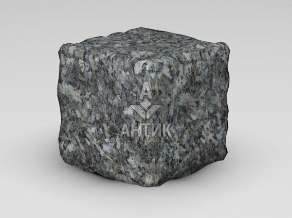 Брусчатка из Каменная Печь лабрадорита 150x150x150 галтованная фото