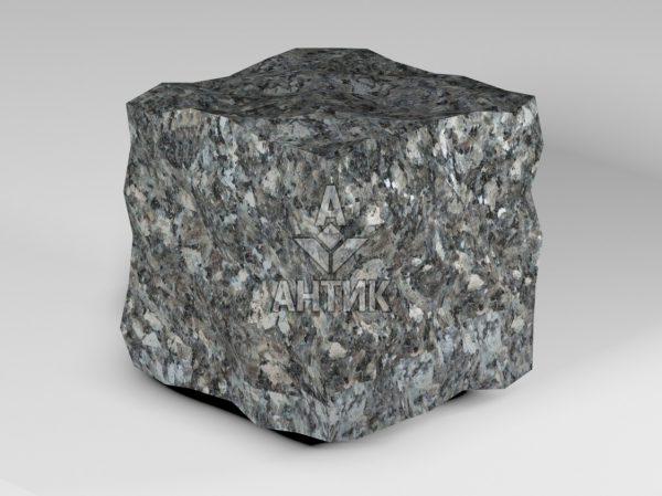 Брусчатка из Каменная Печь лабрадорита 150x150x150 колотая фото