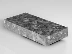Брусчатка из Каменная Печь лабрадорита 200x100x30 пиленая термообработанная фото