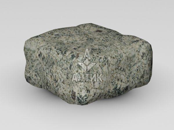 Брусчатка из Константиновского гранита 100x100x50 галтованная фото