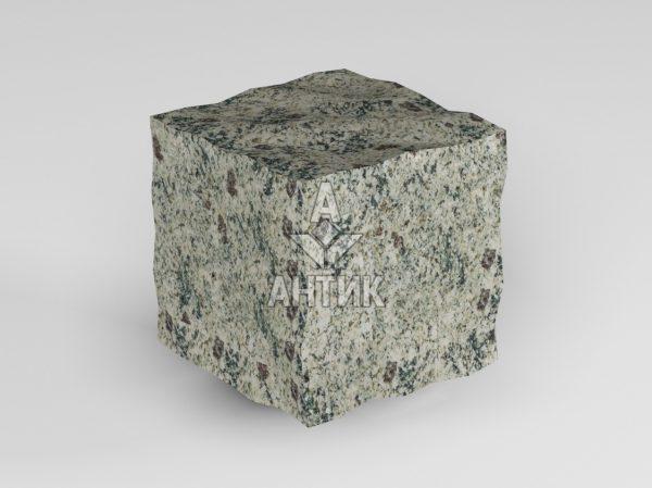Брусчатка из Константиновского гранита 50x50x50 колотая фото