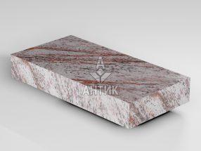 Брусчатка из Крутневского гранита 200x100x30 пиленая термообработанная фото
