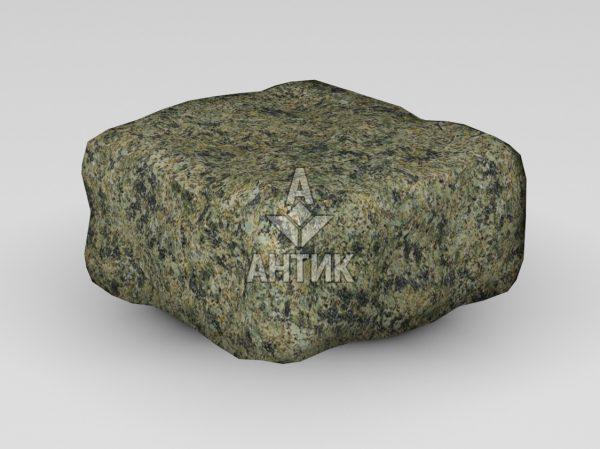 Брусчатка из Маславского гранита 100x100x50 галтованная фото