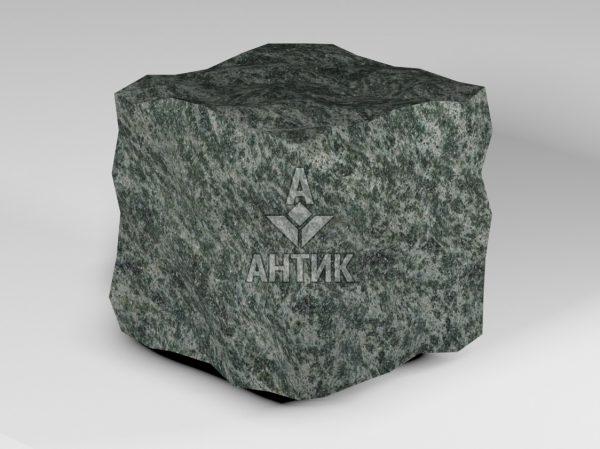 Брусчатка из Рахны-Полевского гранита 150x150x150 колотая фото