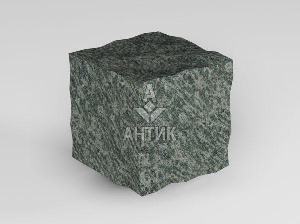 Брусчатка из Рахны-Полевского гранита 50x50x50 колотая фото