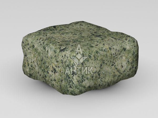 Брусчатка из Роговского гранита 100x100x50 галтованная фото