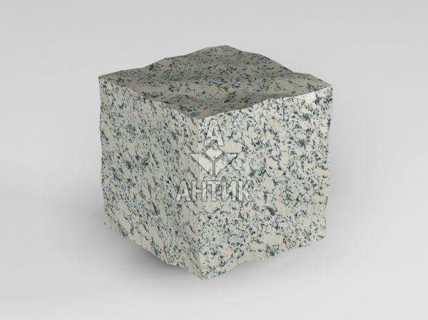 Брусчатка из Симоновского серого гранита 50x50x50 колотая фото