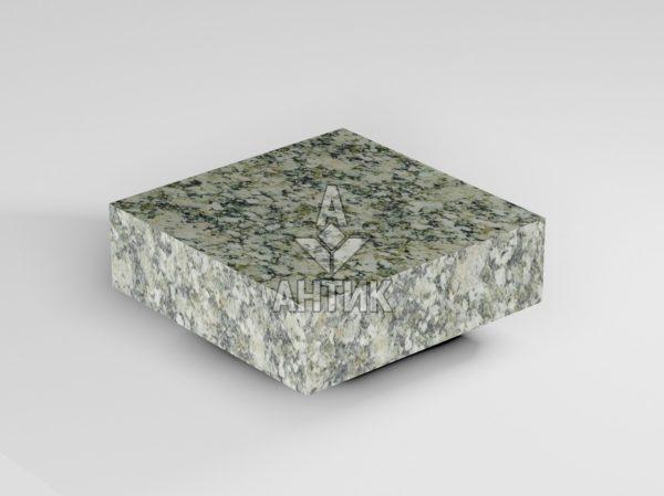 Брусчатка из Танского гранита 100x100x30 пиленая термообработанная фото
