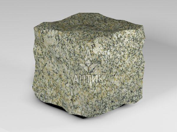 Брусчатка из Янцевского гранита 150x150x150 колотая фото