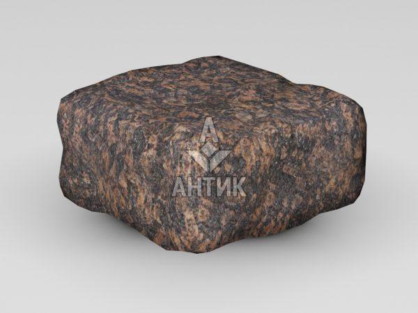 Брусчатка из Жадановского гранита 100x100x50 галтованная фото
