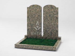 Памятник PADVOGR-001-02 Васильевский гранит фото