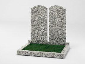 Памятник PADVOGR-001-15 Покостовский гранит фото