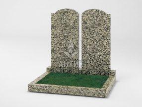 Памятник PADVOGR-001-18 Софиевский гранит фото