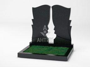 Памятник PADVOGR-002-01 Букинский габбро фото