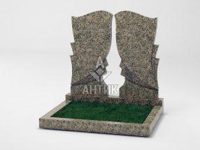 Памятник PADVOGR-002-02 Васильевский гранит фото