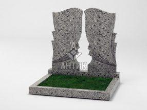 Памятник PADVOGR-002-07 Константиновский гранит фото