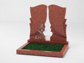 Памятник PADVOGR-002-09 Лезниковский гранит фото