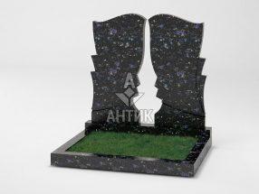Памятник PADVOGR-002-14 Осныковский лабрадорит фото