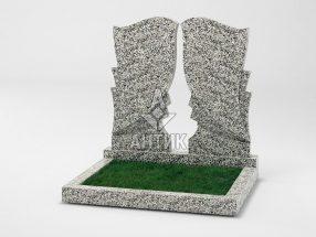 Памятник PADVOGR-002-15 Покостовский гранит фото