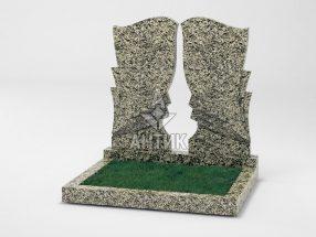 Памятник PADVOGR-002-18 Софиевский гранит фото