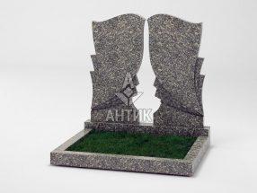 Памятник PADVOGR-002-19 Танский гранит фото