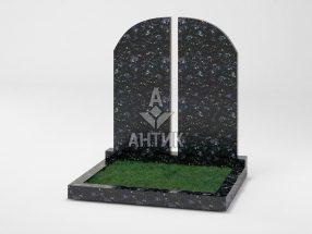 Памятник PADVOGR-004-14 Осныковский лабрадорит фото
