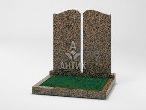 Памятник PADVOGR-005-04 Емельяновский гранит фото