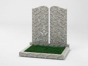 Памятник PADVOGR-005-15 Покостовский гранит фото