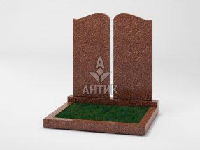 Памятник PADVOGR-005-20 Токовский гранит фото