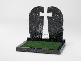 Памятник PADVOGR-006-14 Осныковский лабрадорит фото