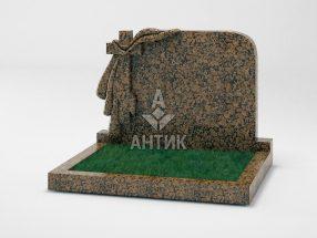 Памятник PADVOGR-007-04 Емельяновский гранит фото