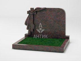 Памятник PADVOGR-007-06 Кишинский гранит фото