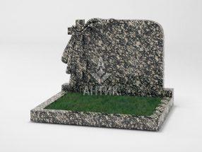 Памятник PADVOGR-007-08 Корнинский гранит фото