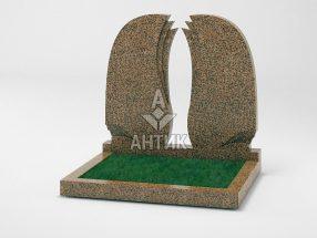 Памятник PADVOGR-009-17 Симоновский гранит фото