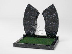 Памятник PADVOGR-015-14 Осныковский лабрадорит фото