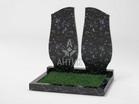 Памятник PADVOGR-020-14 Осныковский лабрадорит фото