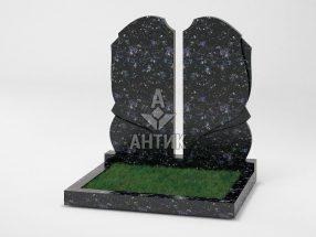 Памятник PADVOGR-022-14 Осныковский лабрадорит фото