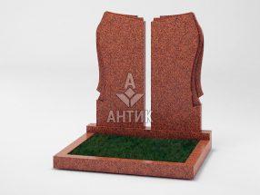 Памятник PADVOGR-024-09 Лезниковский гранит фото
