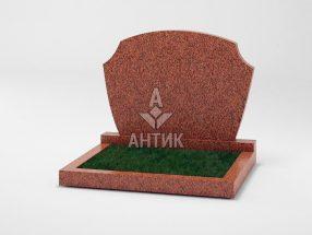 Памятник PADVOGR-028-09 Лезниковский гранит фото