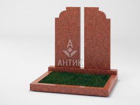 Памятник PADVOGR-029-09 Лезниковский гранит фото