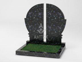 Памятник PADVOGR-032-14 Осныковский лабрадорит фото