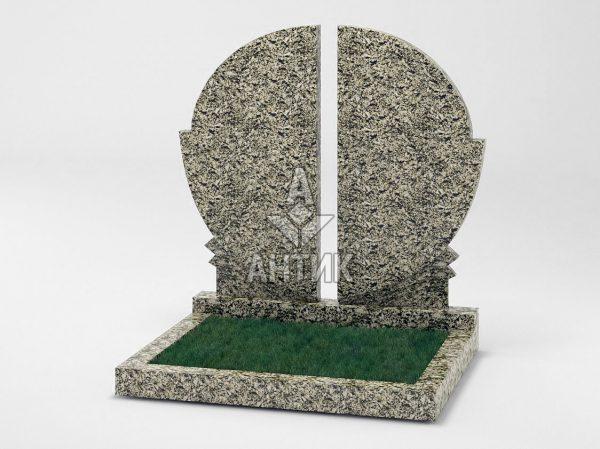 Памятник PADVOGR-032-18 Софиевский гранит фото