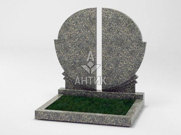 Памятник PADVOGR-032-19 Танский гранит фото