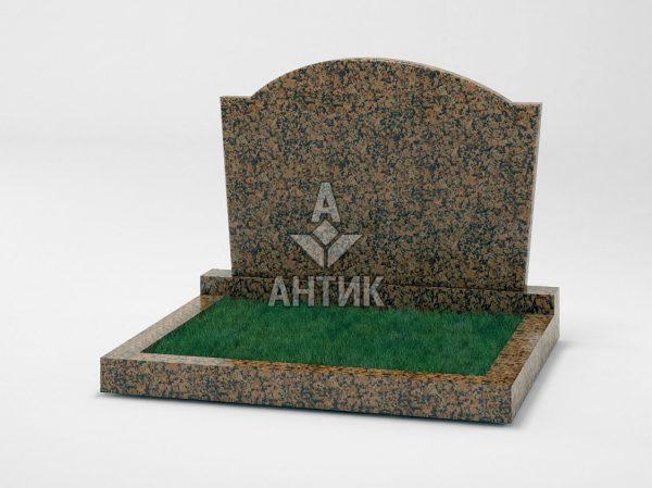 Памятник PADVOGR-033-04 Емельяновский гранит фото