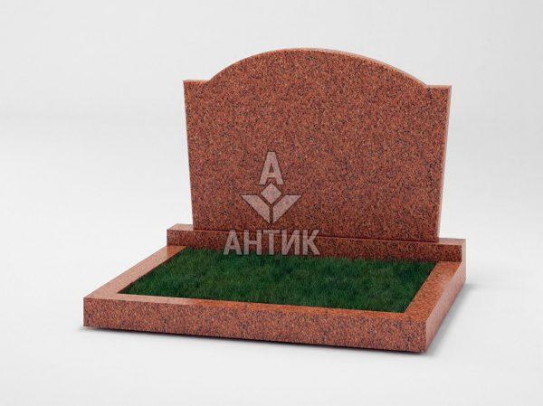 Памятник PADVOGR-033-09 Лезниковский гранит фото