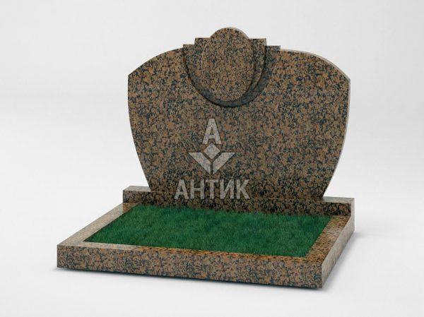 Памятник PADVOGR-035-04 Емельяновский гранит фото