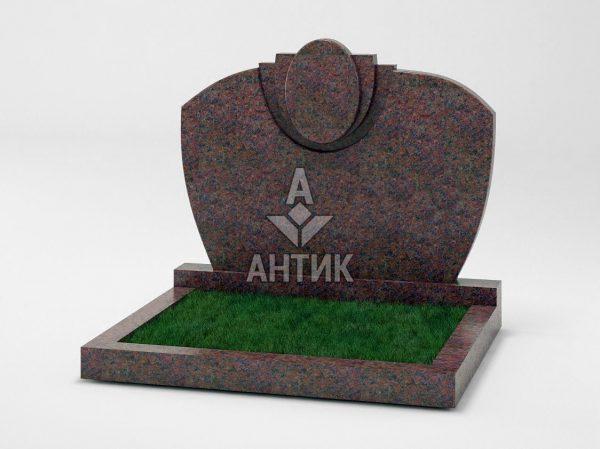 Памятник PADVOGR-035-06 Кишинский гранит фото