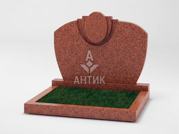 Памятник PADVOGR-035-09 Лезниковский гранит фото