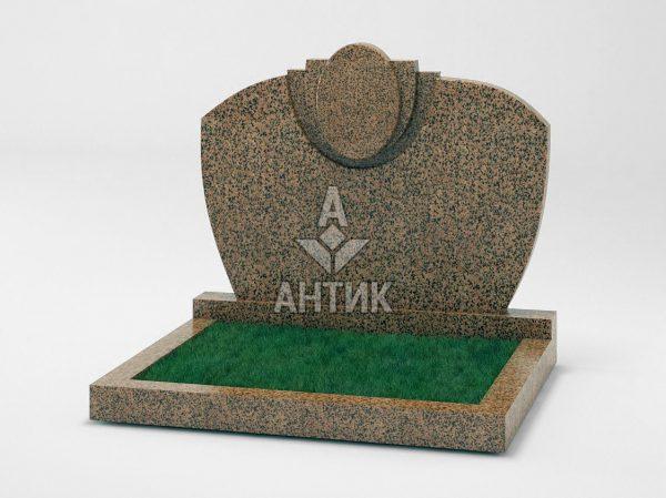 Памятник PADVOGR-035-17 Симоновский гранит фото